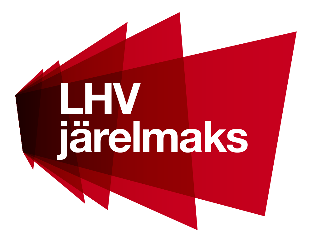 This image has an empty alt attribute; its file name is LHV_jarelmaks_logo.png